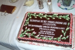 The Cake! Ph.D. Party, June 2004
